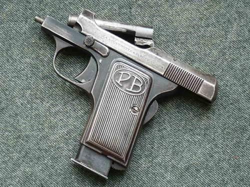 Beretta Model 26/31  6.35mm/.25automatic