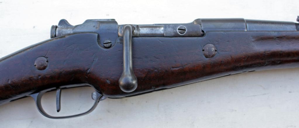 My new Berthier 1890 Berthier Cavalry carbine
