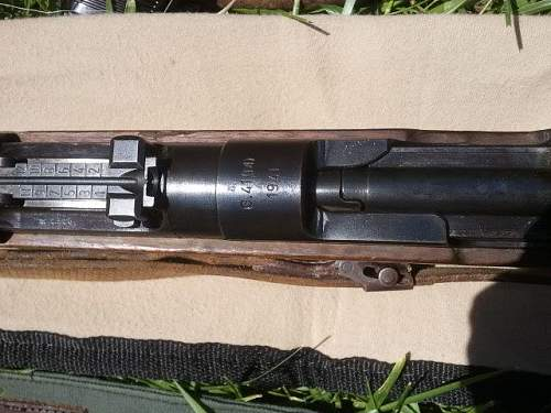 MG34 Ammo