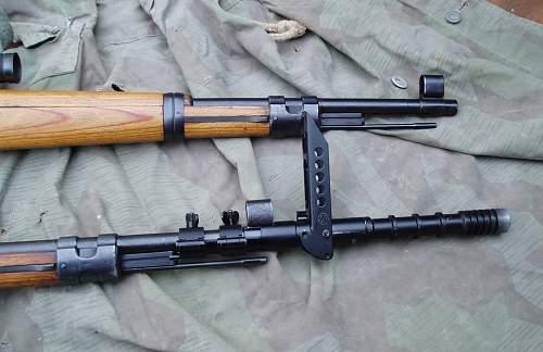 Norwegian K98K's