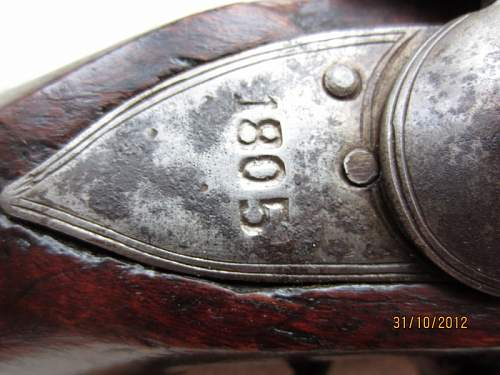 Brown Bess Copy (From the film Battle of Waterloo)