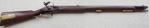 Baker Rifle Copy from Sharpe TV Series)