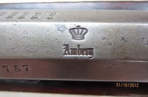 Mauser m1871
