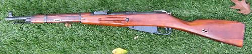 1944 Izhevsk M44 for Review!