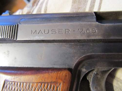 Mauser HSC and?