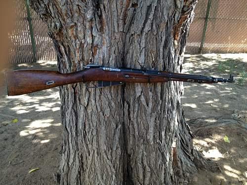 1954 Romanian M44