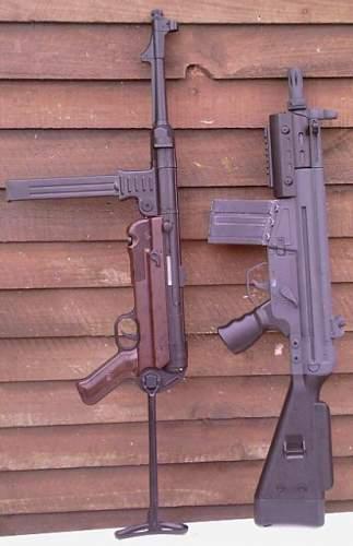 MG42/MG3 airsoft?