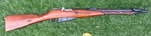 Mosin-Nagant M38 Carbine Identification