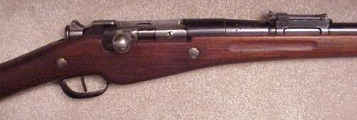 Another new Berthier this one is a Mint condt Remington