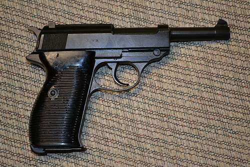Pick Up: Byf 43 Walther P-38  All Matching