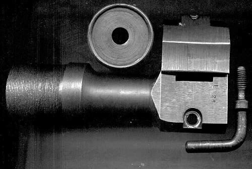 ww2 German grenade launcher or silencer?