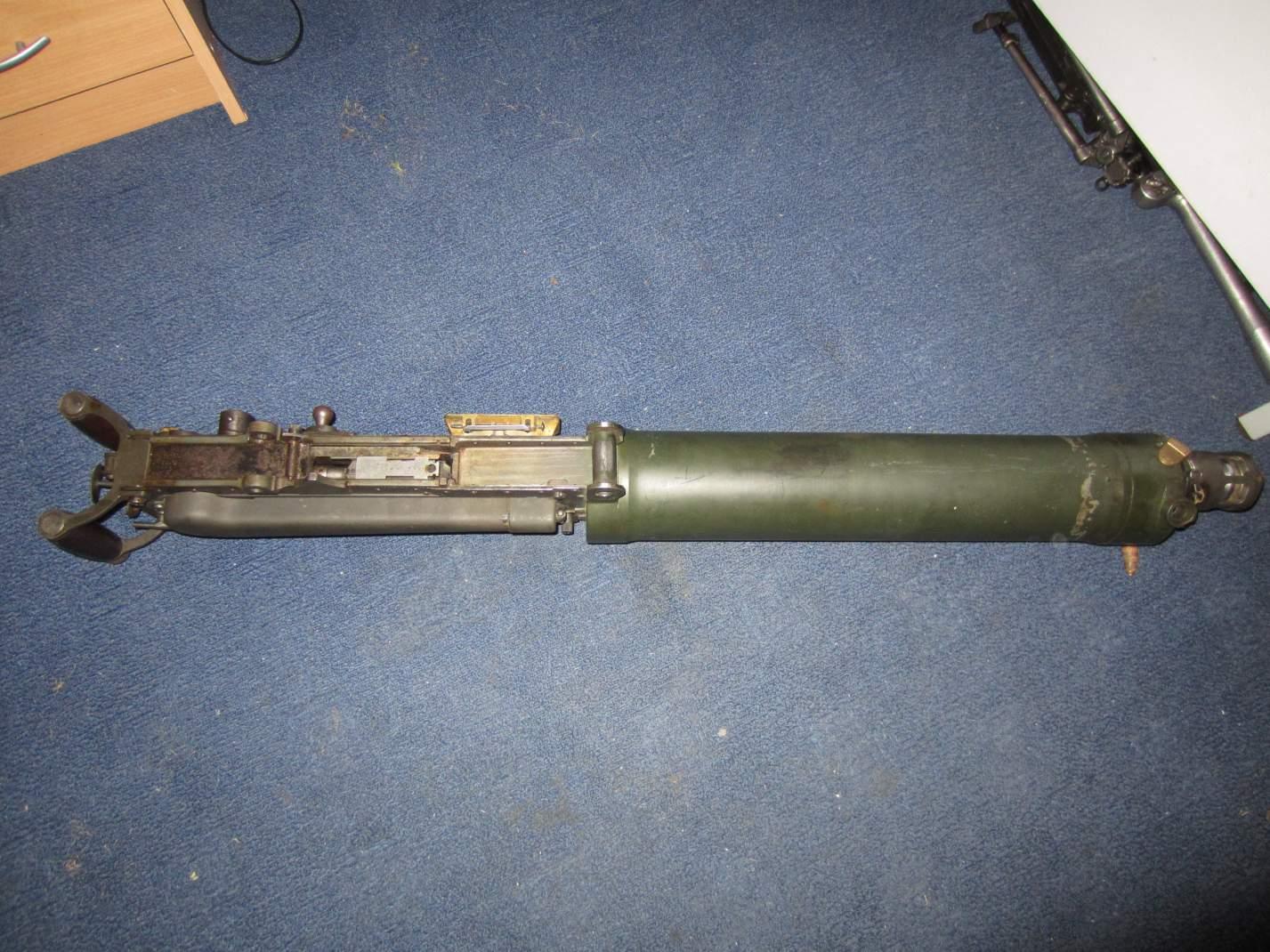 medium machine gun