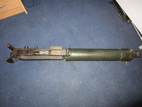 My Vickers Medium Machine Gun