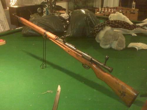Arisaka Rifle