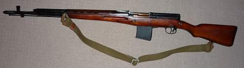 My WW2 deact gun collection