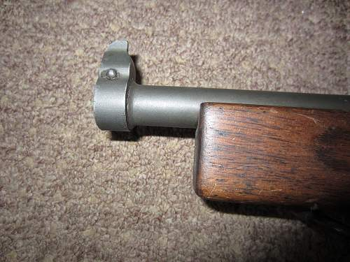 My M1A1 Thompson