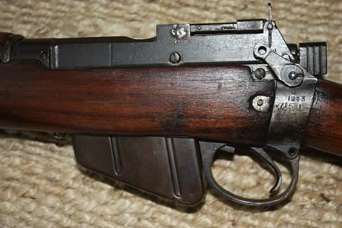 Unusual Enfield MK3