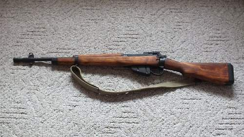 My New Enfield No. 5
