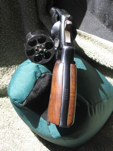 My 1917 S&W
