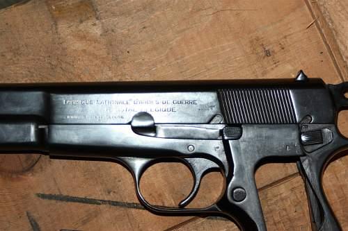 My FN Browning Hi Power