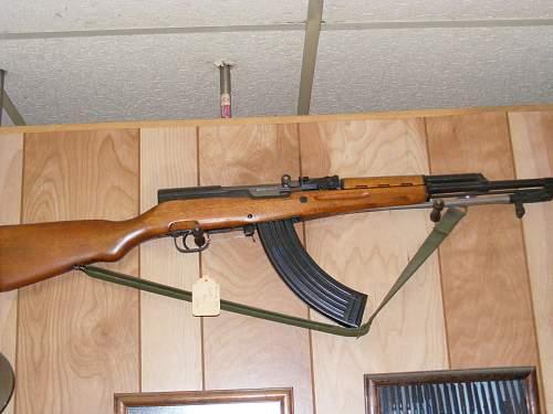 Yugoslavian SKS PAP M59/66, My Latest Acquisition