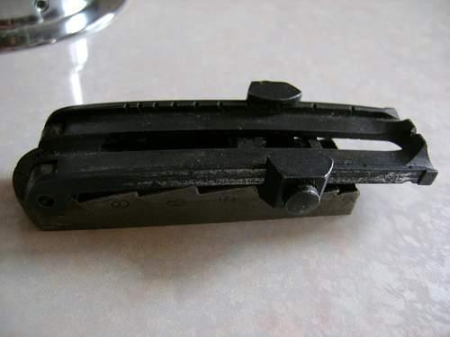 Mosin Carbine 38