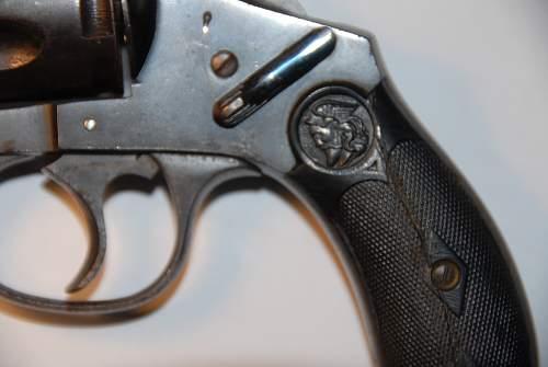 Need help identifying revolver