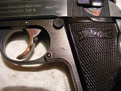 Click image for larger version.  Name:Walther PP And Mauser HSC 005.jpg Views:370 Size:336.0 KB ID:463819