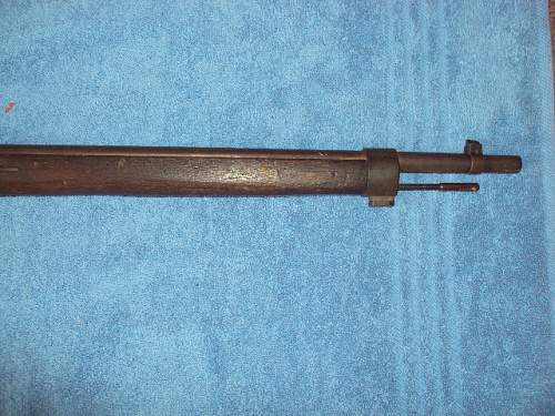 Pre-war -ww2 japanese rifle??? Information please