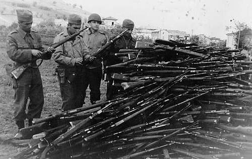 Non-Matching Vet Bring Back K98k Rifles, How and Why?