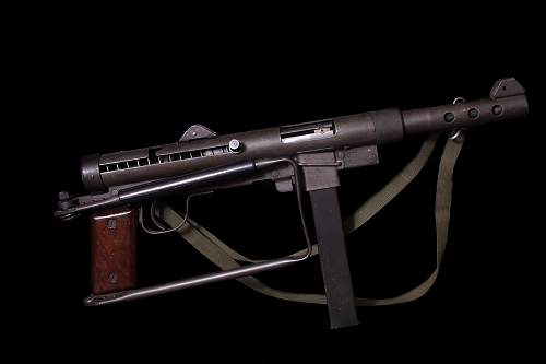Some Military firearms