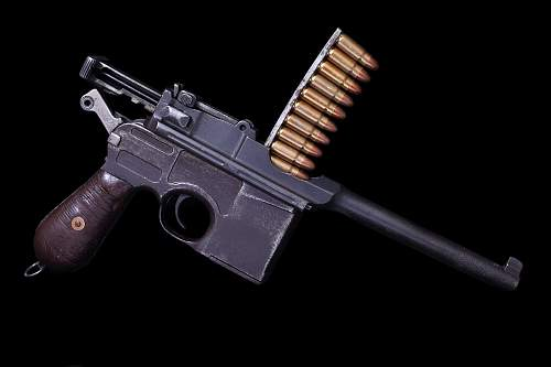 Broomhandle Mauser help please
