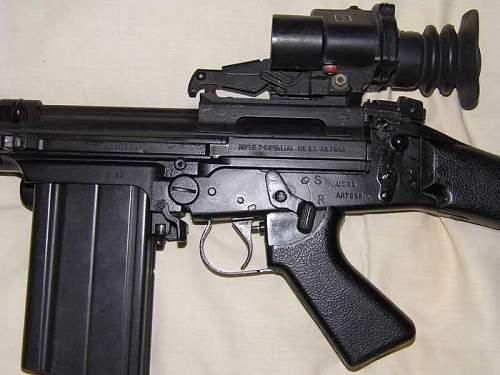 FN L1A1 rifle