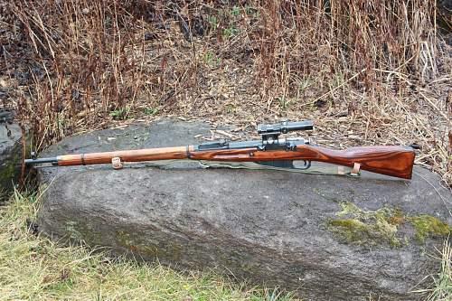 1943 Mosin Nagant Tula ex-sniper reborn!