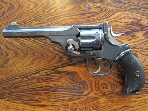 Click image for larger version.  Name:Webley revolvers 001.JPG Views:129 Size:159.2 KB ID:487682
