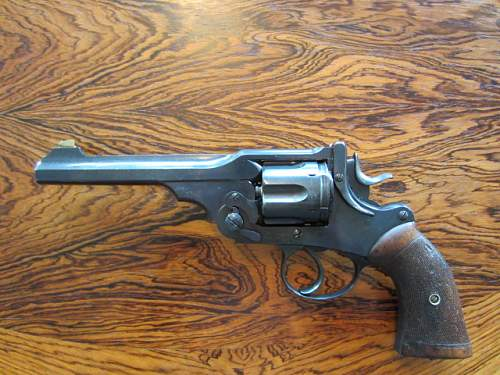 Click image for larger version.  Name:Webley revolvers 004.JPG Views:83 Size:157.8 KB ID:487683