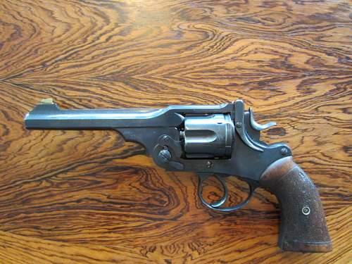 Click image for larger version.  Name:Webley revolvers 004.JPG Views:71 Size:157.8 KB ID:487683
