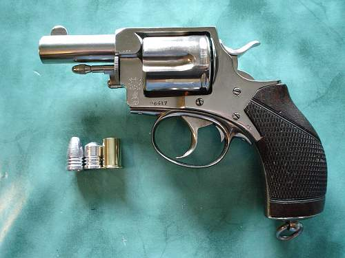 Anyone Have Unusual Firearms?