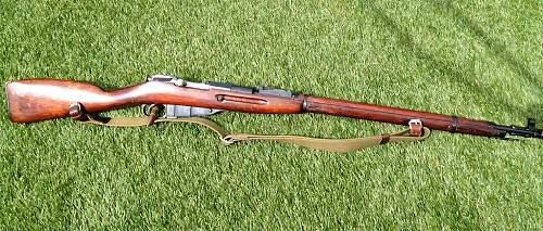"1930r M91/30 ""Лидия"""