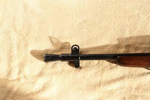 Lee Enfield MKI No5 Jungle Carbine 1945