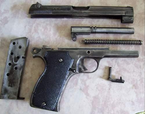 pistol PA 1935 A