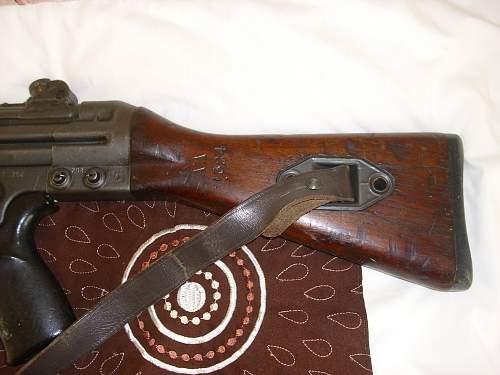 G3P4 Assault rifle.......