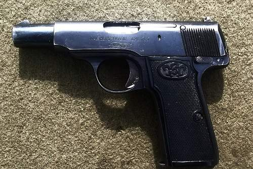 Walther Model 4 (Police Issue)