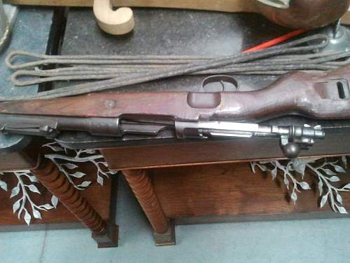 Unknown rifle to me