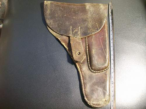 Help to identify these holsters!