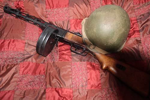 Deactivated Ppsh-41
