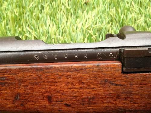 A free Japanese rifle...