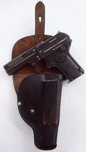Dreyse Model 1907 7.65mm
