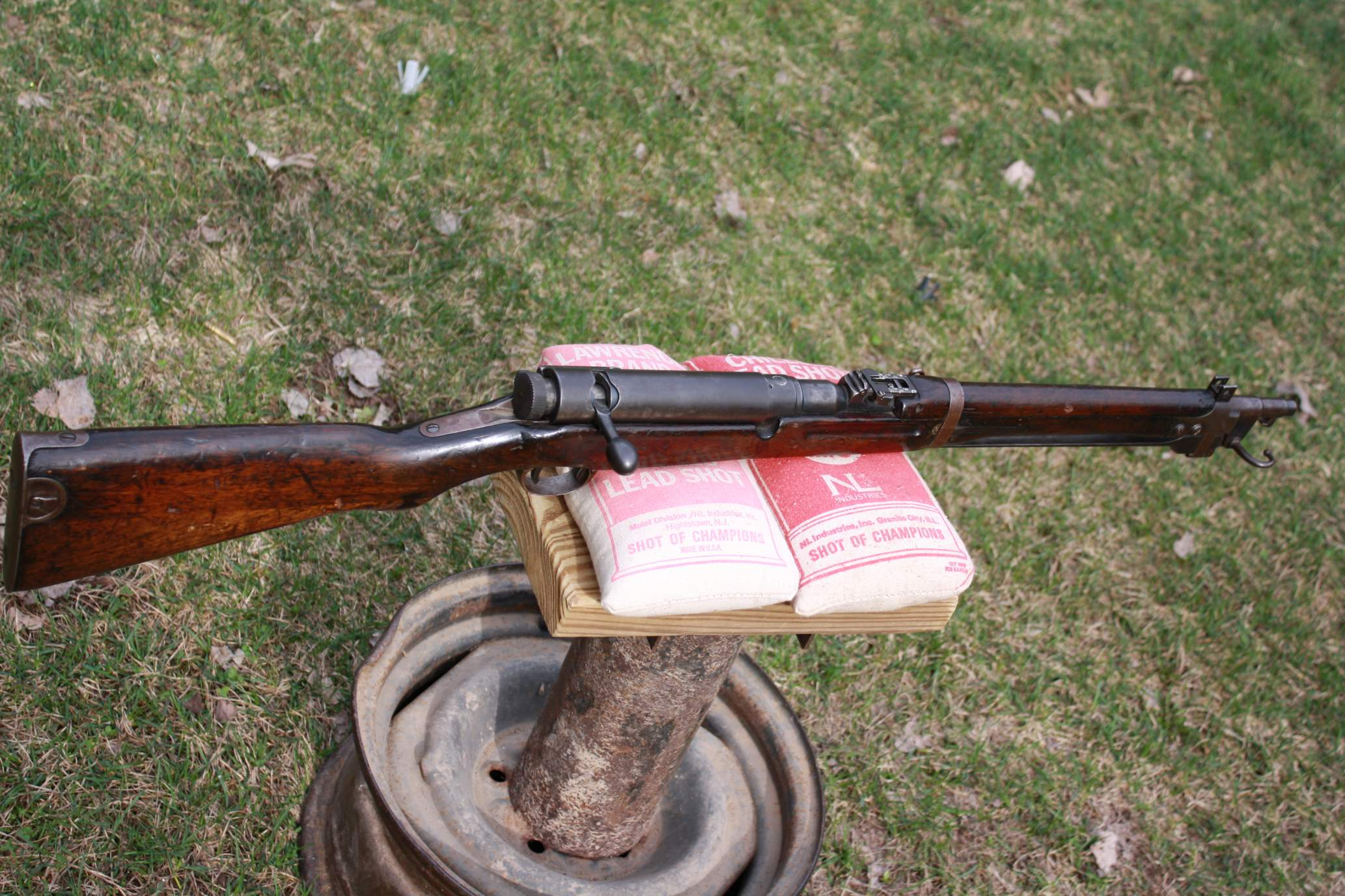 Arisaka Type 44 cavalry carbine