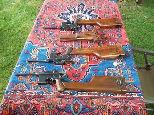 NC, VA WW1 & WW2 Pistol CollectorsMmeeting
